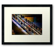 Stairways Framed Print
