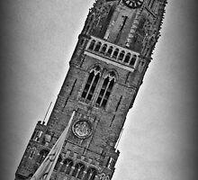 The Belfort Tower by andrewlloyd