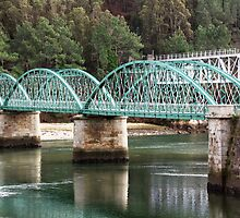 Details of bridge over river by james633