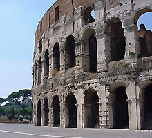 Colosseum by Raffaele