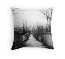 Melrose Lane Throw Pillow