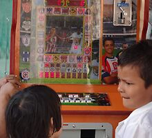 Kids And Machines - Niños Y Máquinas by Bernhard Matejka