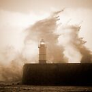 A Stormy Past by mikebov