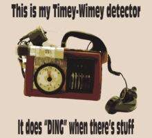 Timey-Wimey Detector by AlyzAlice