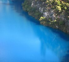 Blue Lake, Mount Gambier by justdemps