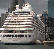 Crystal Serenity by PollyBrown