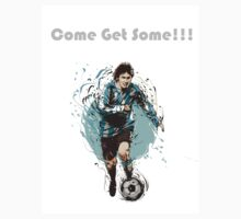 MESSI- COME GET SOME by xUKLEGENDZx