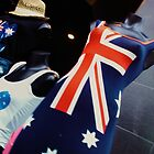 Australia, you're wearing it! by Suziemgw
