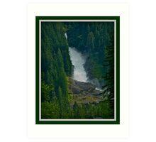 Krimell Waterfall. Austria . Europa. by Brown Sugar. Views (230) favorited by (2) Thx! Art Print
