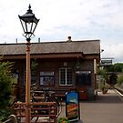 Watchet Train Station by kalaryder