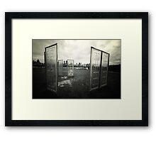 Permafrost  Framed Print