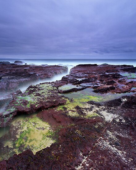"""Red Earth"" ∞ Haycock Point, NSW - Australia by Jason Asher"