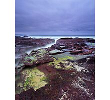 """Red Earth"" ∞ Haycock Point, NSW - Australia Photographic Print"