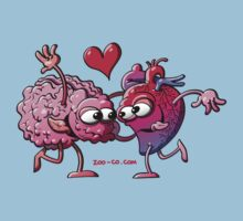 Heart and Brain: A Love Story by Zoo-co