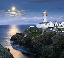 Moonlit Fanad by Derek Smyth