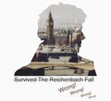 I survived Reichenbach - WRONG! by claudiasana