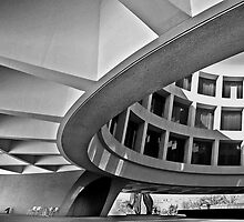 Hirshhorn Museum, Washington DC  by cclaude