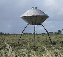 UFO by CarmenD