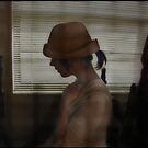 GIRL BI WONDOW  by scarletjames