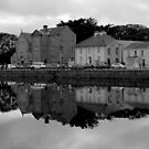 Reflections from the Claddagh, Galway, Ireland by JoeTravers