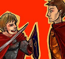 Rory v. Arthur by deniigi