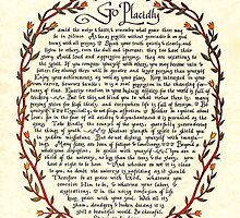 Wreath DESIDERATA by Desiderata4u