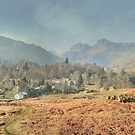 Elterwater Village by patrixpix