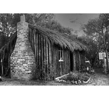 Mrs Stevens Cottage  Photographic Print