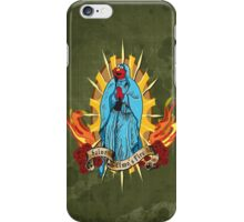 St. Elmo's Fire iPhone Case/Skin