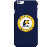 Pawnee, Indiana Parks and Rec iPhone Case/Skin