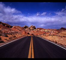 Open Road by Photo-Bob