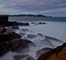 Avoca Point.. by Warren  Patten