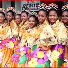 The Sinulog Dancers 2012 - Bulacao contingent by JhaMesPhotos