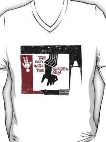 The Boy with the Golden Arm. T-Shirt