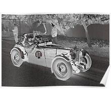 MG TC 1946 Poster
