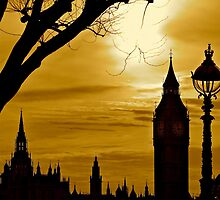London Light by andonsea