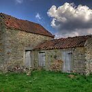 Old Barn - Lastingham by Trevor Kersley