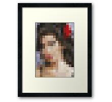 Mosaic Two Framed Print