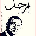 leave it mubarak by Naguib2011
