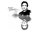 New Alan Rickman Fan case design by scatharis