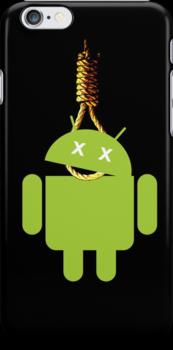 Paranoid Android by Gavin Dobbs