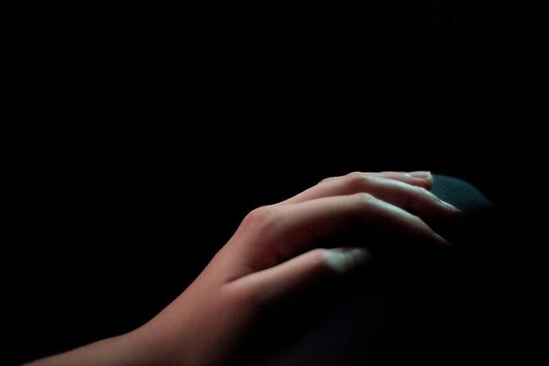 Your Hand by Bjarte Edvardsen