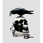 The expendables tattoo, iphone case  by cedd1