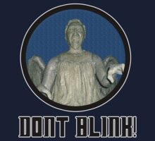 Dont Blink - Dr Who by HighDesign