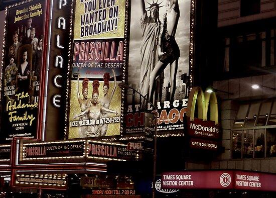 Times Square by KateHulme