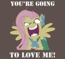 You're Going to Love Me! - Fluttershy by Eden51