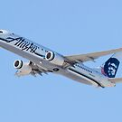 N534AS Alaska Airlines, Boeing 737-890 by Henry Plumley