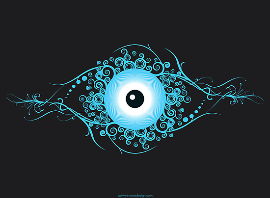 The eye by yanmos