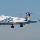N863GA Allegiant Air McDonnell Douglas DC-9-83 by Henry Plumley