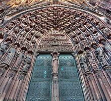 Notre-Dame by astrolabio